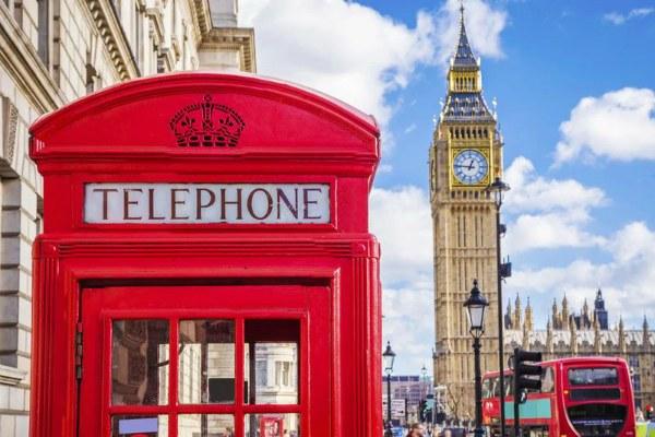 Достопримечательности Лондона.