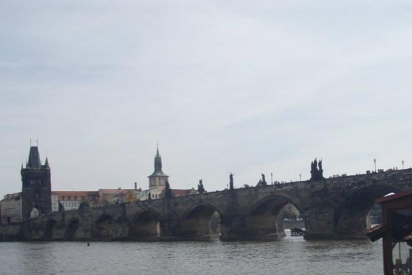 Карлов мост.