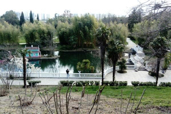 Парк «Южных культур».