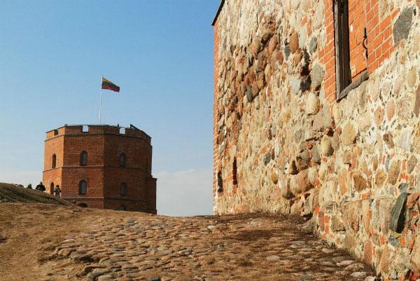 Экскурсия в замок.