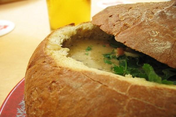 Суп журек.