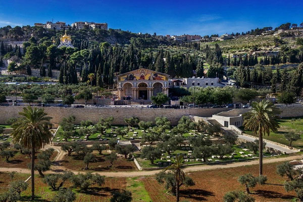 Христианский Иерусалим.