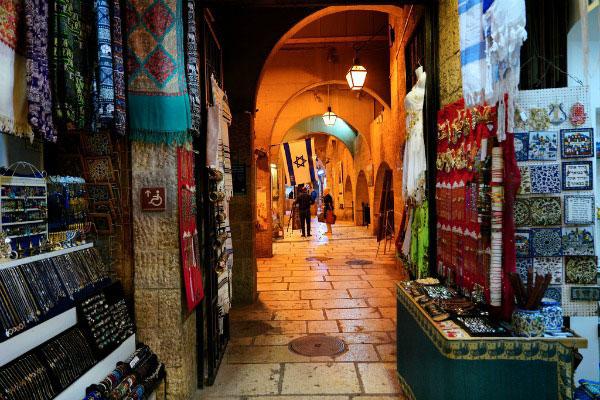 Сувениры в Израиле.