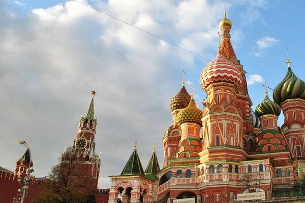 Центр столицы.