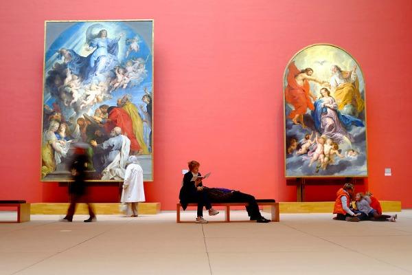 Королевский музей изящных искусств.