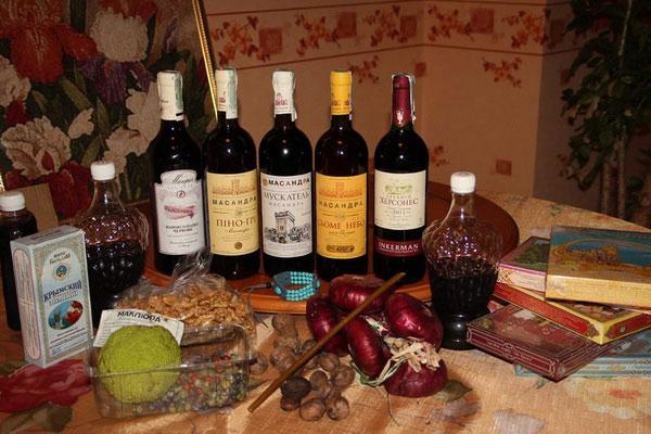 Подарки из Крыма.