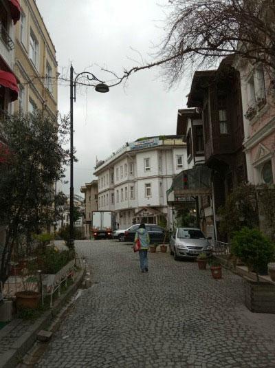 Прогулка по Стамбулу.