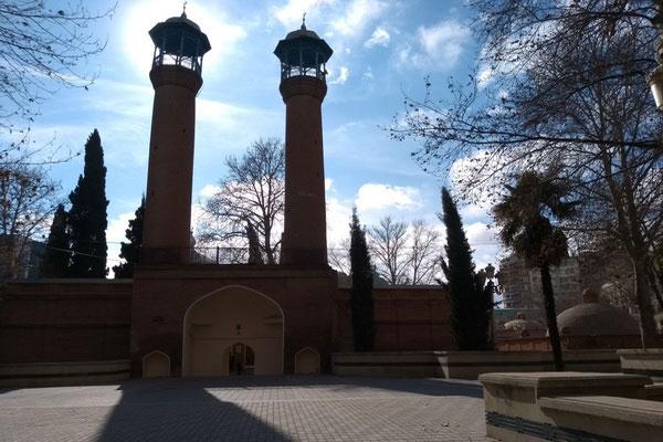 Храмовый комплекс.