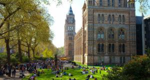 Весна в Лондоне.