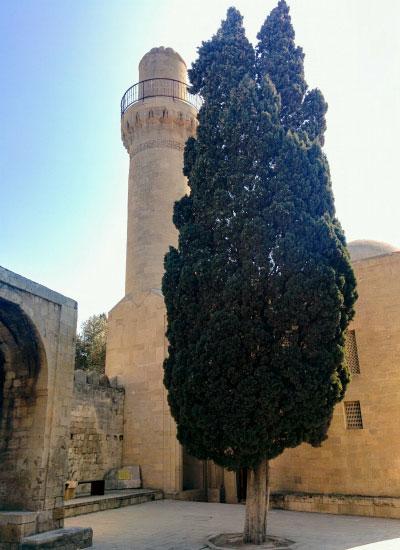 Дворцовая мечеть.