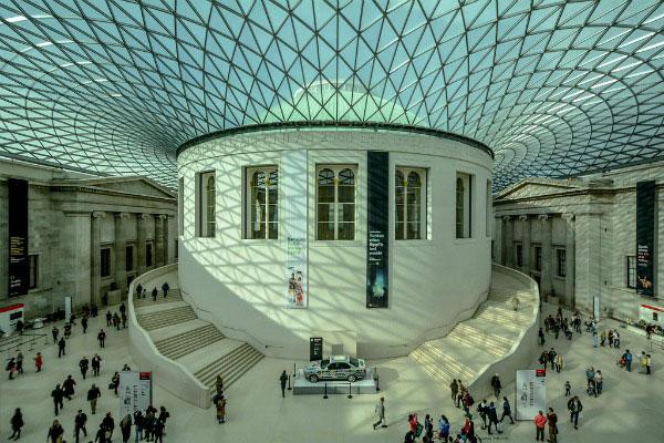 Музеи Лондона.