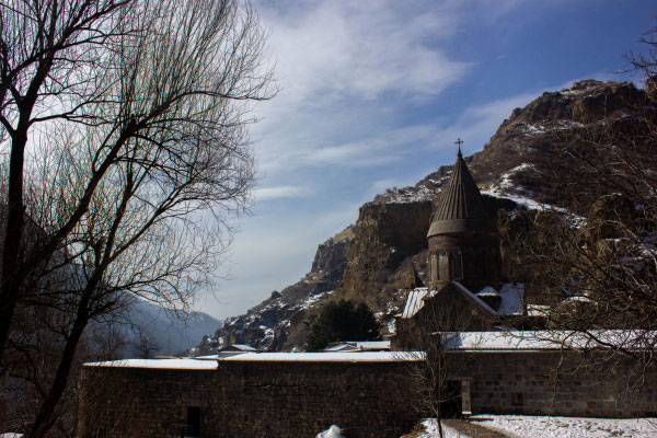 Монастырь Гегард.