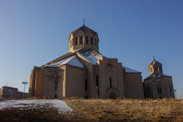 Собор Святого Григория Просветителя.