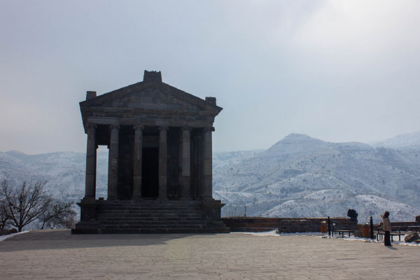 Храм Митры.