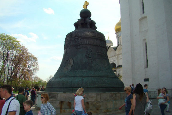 В Москва.