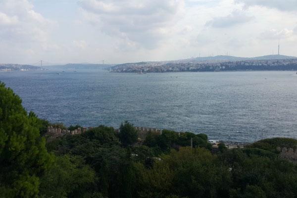 Путешествие в Стамбул.
