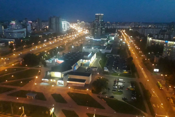 Вечерний Минск.
