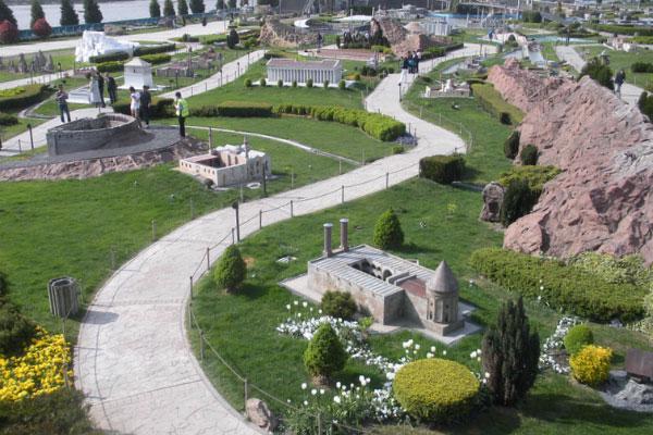 Парк Миниатюр.