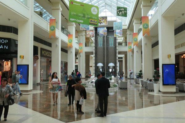 Dalma Garden Mall.