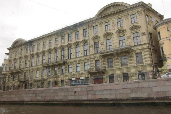Архитектура Петербурга.