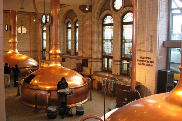 Экскурсия в «Музей пива».