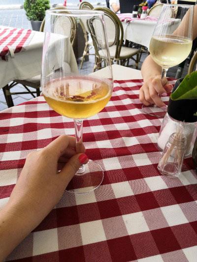 Венгерское вино.