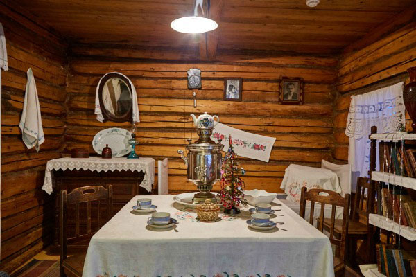 «Дом Семёна Ложкаря».