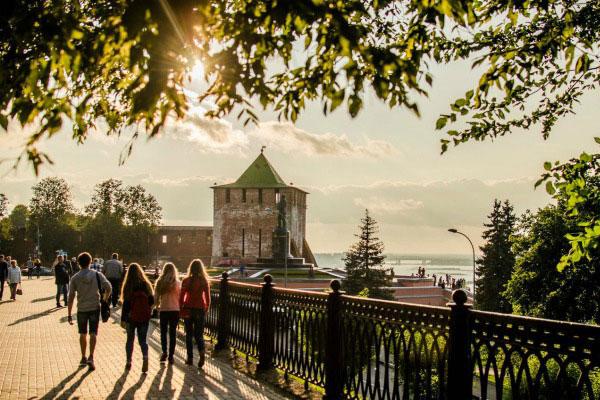 Лучшие экскурсии в Нижнем Новгороде в 2020 году.