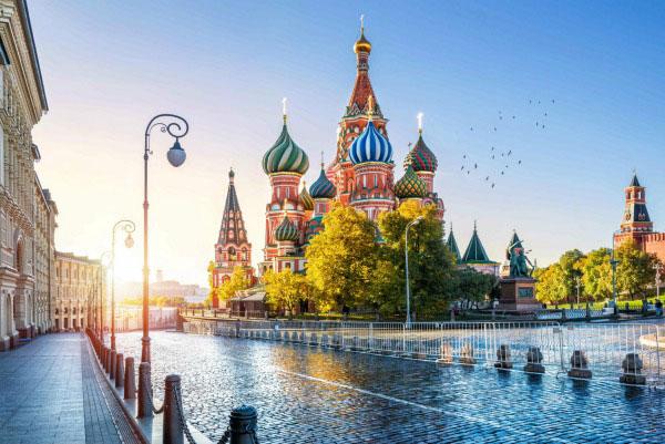 Летняя Москва 2021.