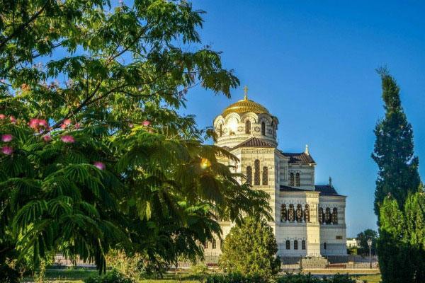 Экскурсия в Севастополь.