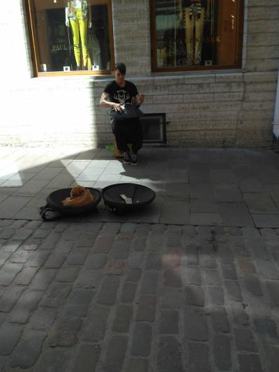 Улица Виру.