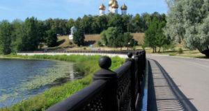 Лето в Ярославле.