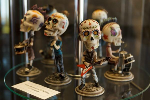 Музей черепов.