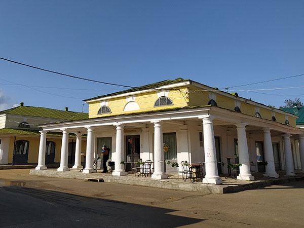 Где перекусить в Костроме.