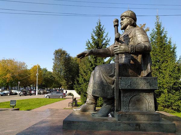 Юрий Догорукий.
