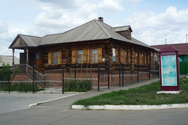 Дом Пугачёва.