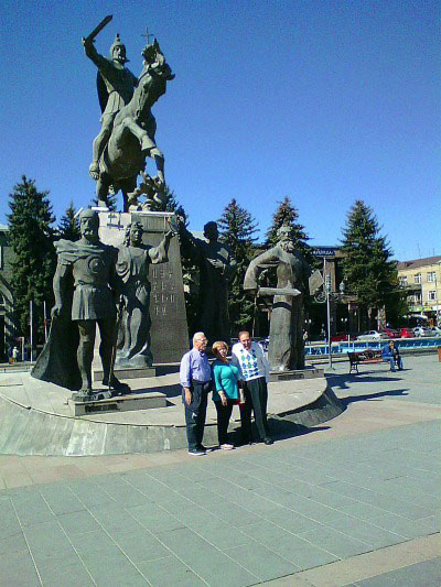Площадь Вардананц.