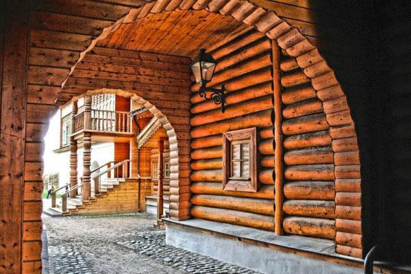 Село Коломенское.