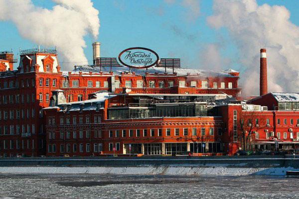 Шоколадная фабрика.