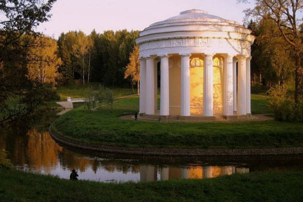 Экскурсия в Павловск.