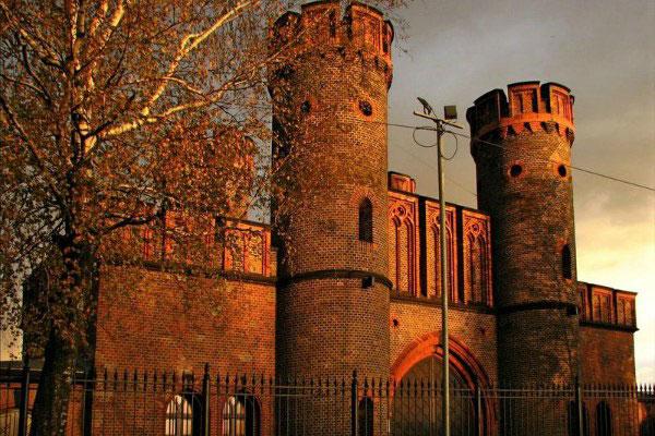 Королевский замок в 2020 году.