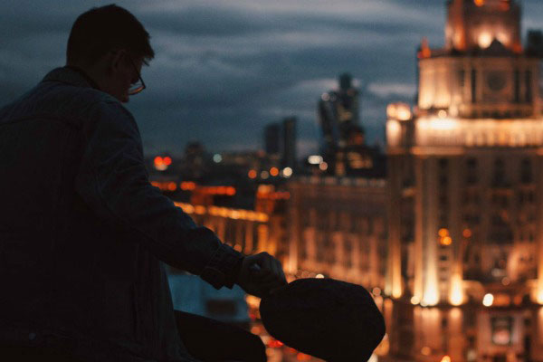 Ночная экскурсия.