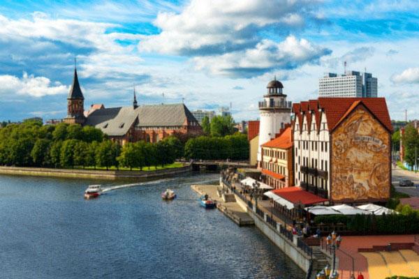 Цены на лучшие экскурсии в Калининграде в 2020 году.