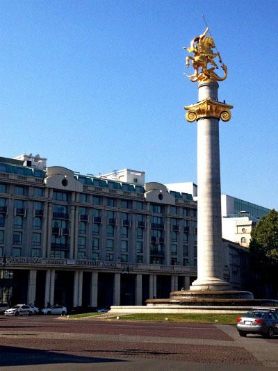 Что посмотреть в Тбилиси за 1 день.
