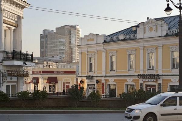 Старый город.