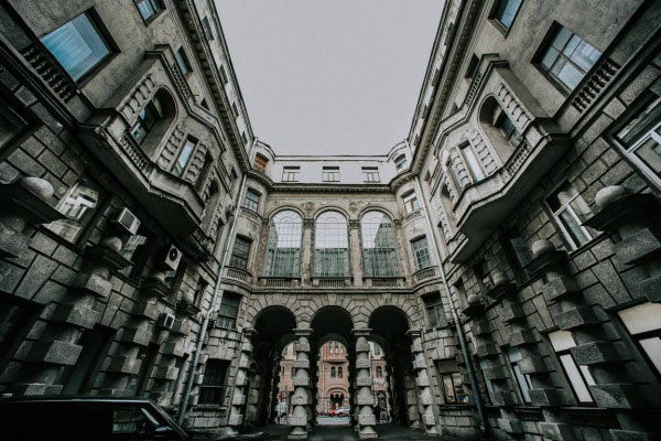 Петроградская сторона.