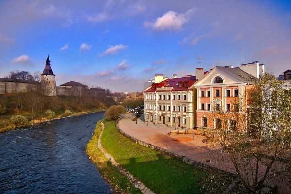 Экскурсии по Пскову в 2021 году.