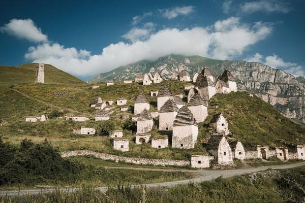 Экскурсия из Пятигорска в Северную Осетию.