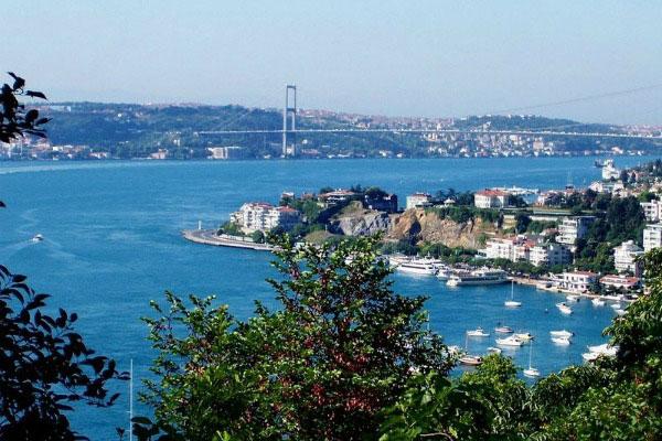 Экскурсия по Стамбулу в 2021 году.