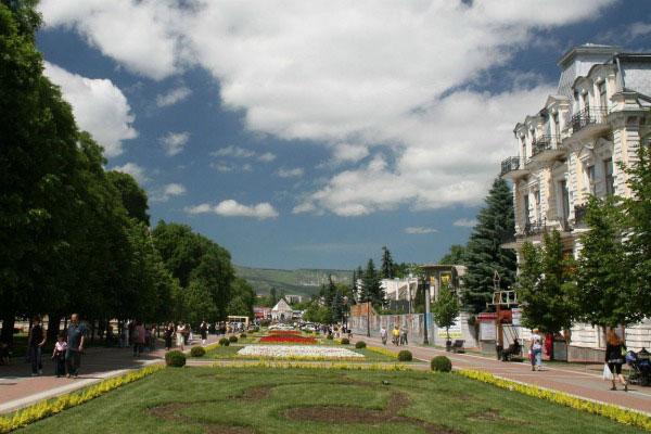 Кисловодск 2020. Обзорные экскурии по городу.